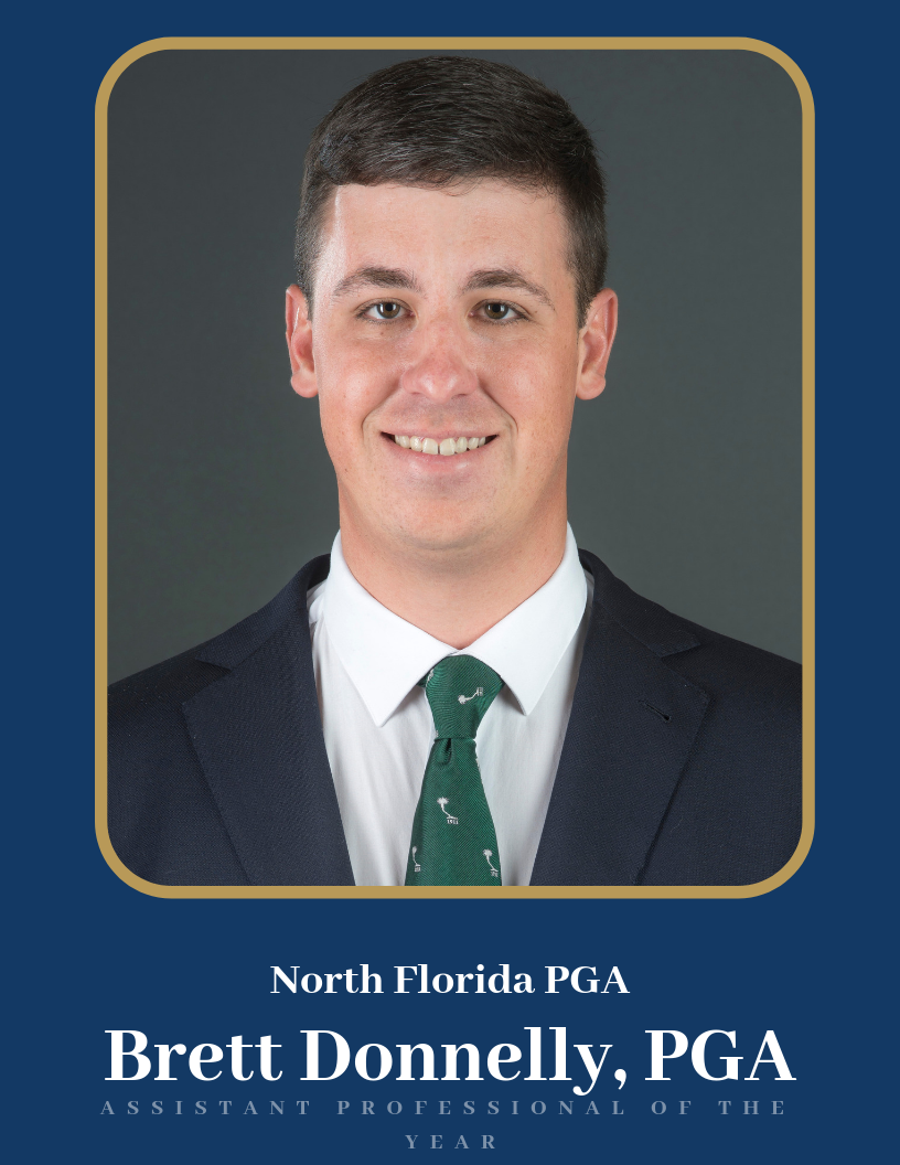Brett Donnelly, PGA; Country Club of Orlando