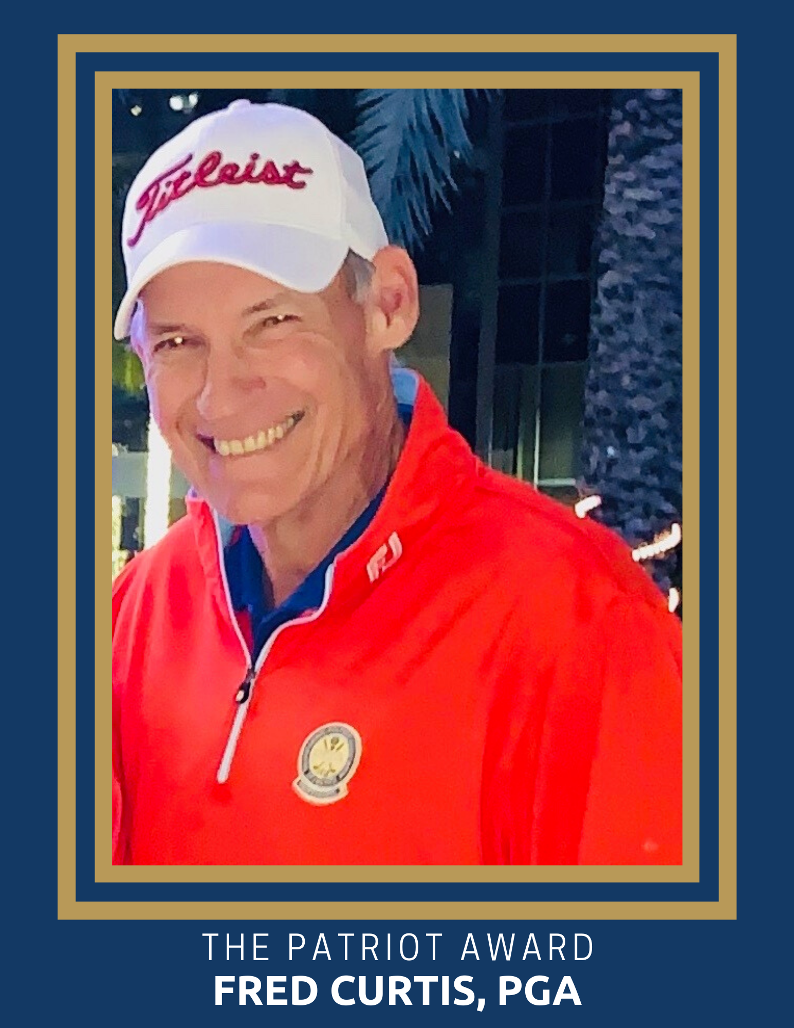 Fred Curtis, PGA; Isla Del Sol Yacht & Country Club