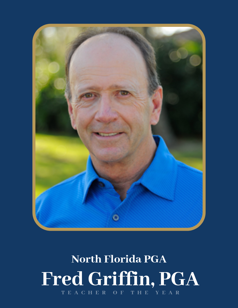 Fred Griffin, PGA; Grand Cypress Academy