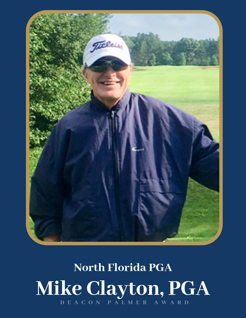 Mike Clayton, PGA; Lakewood Ranch Golf & Country Club