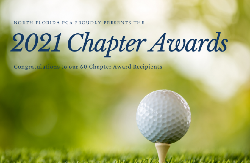 2021 Chapter Award Winners Announced!