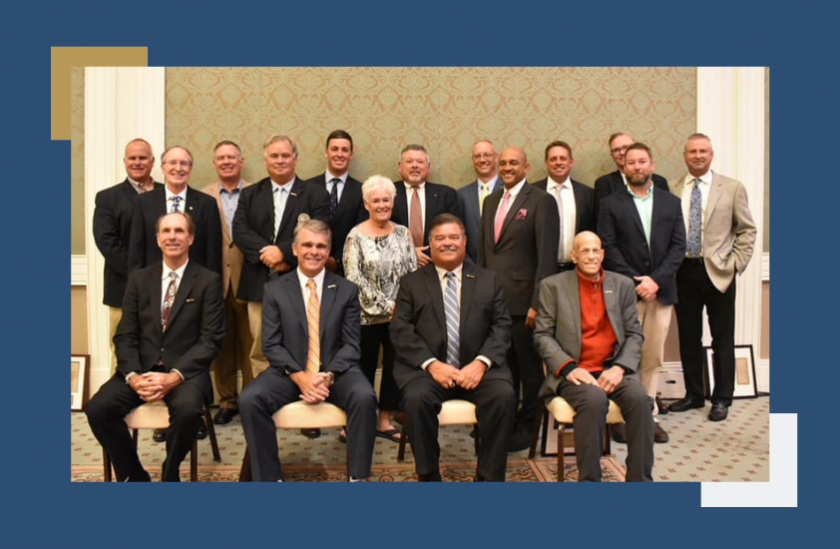 2021 NFPGA Section Awards